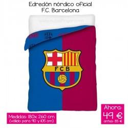 edredón Barcelona o Real...