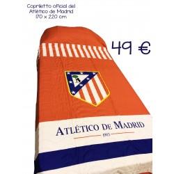 Colcha copriletto Atlético...